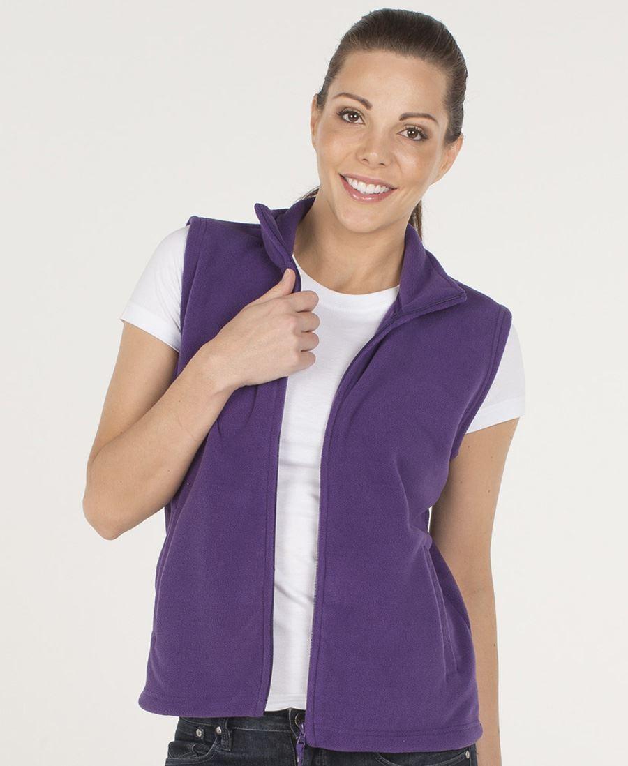 Ladies Polar Vest