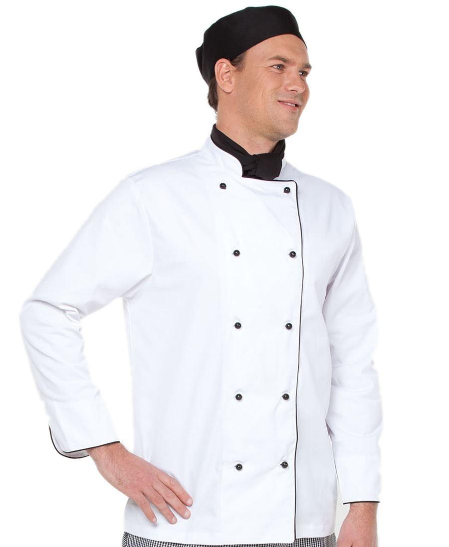 Long Sleeve Unisex Chefs Jacket