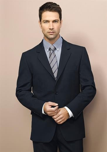 Comfort Wool Stretch Suiting