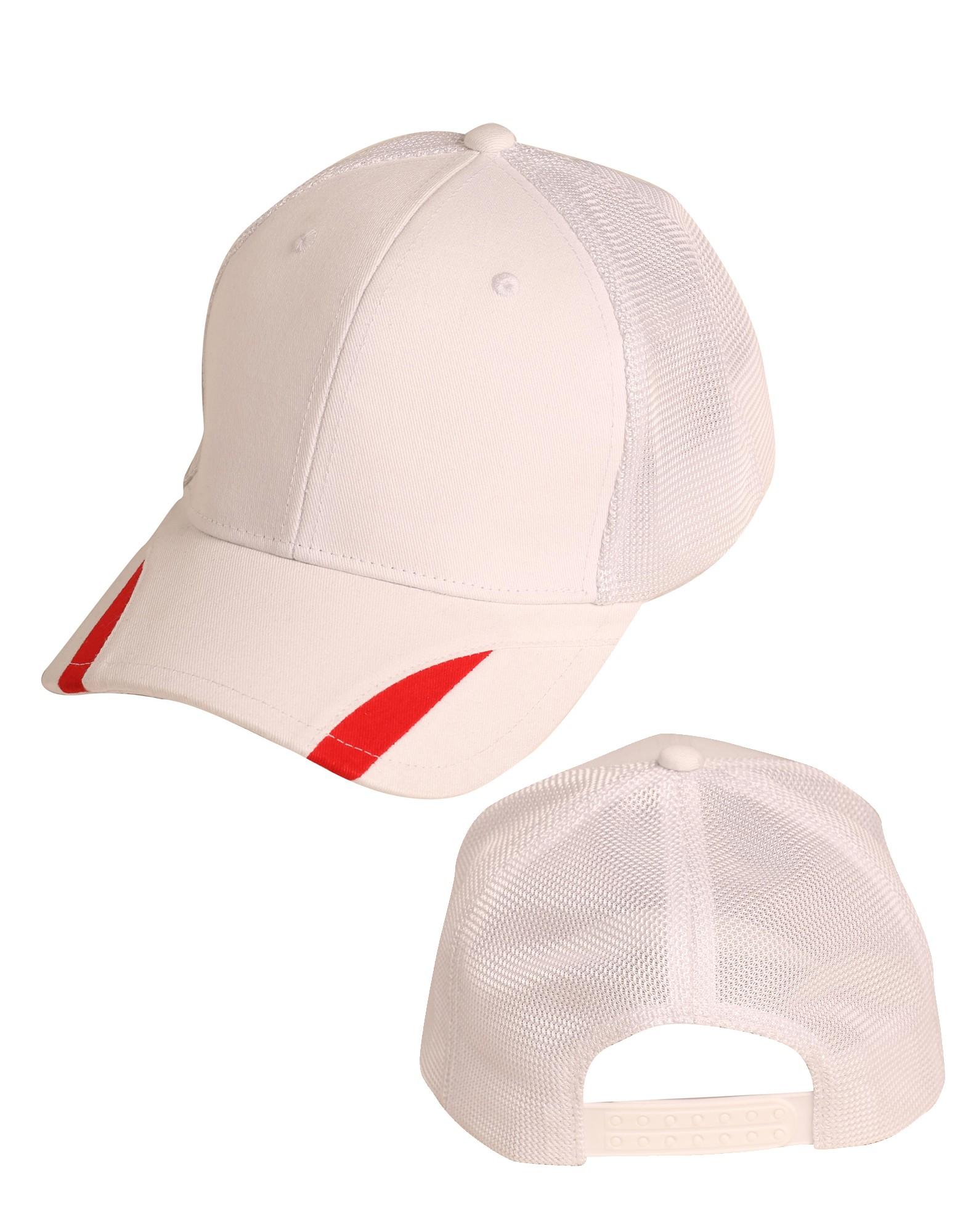 CONTRAST PEAK TRIM CAP