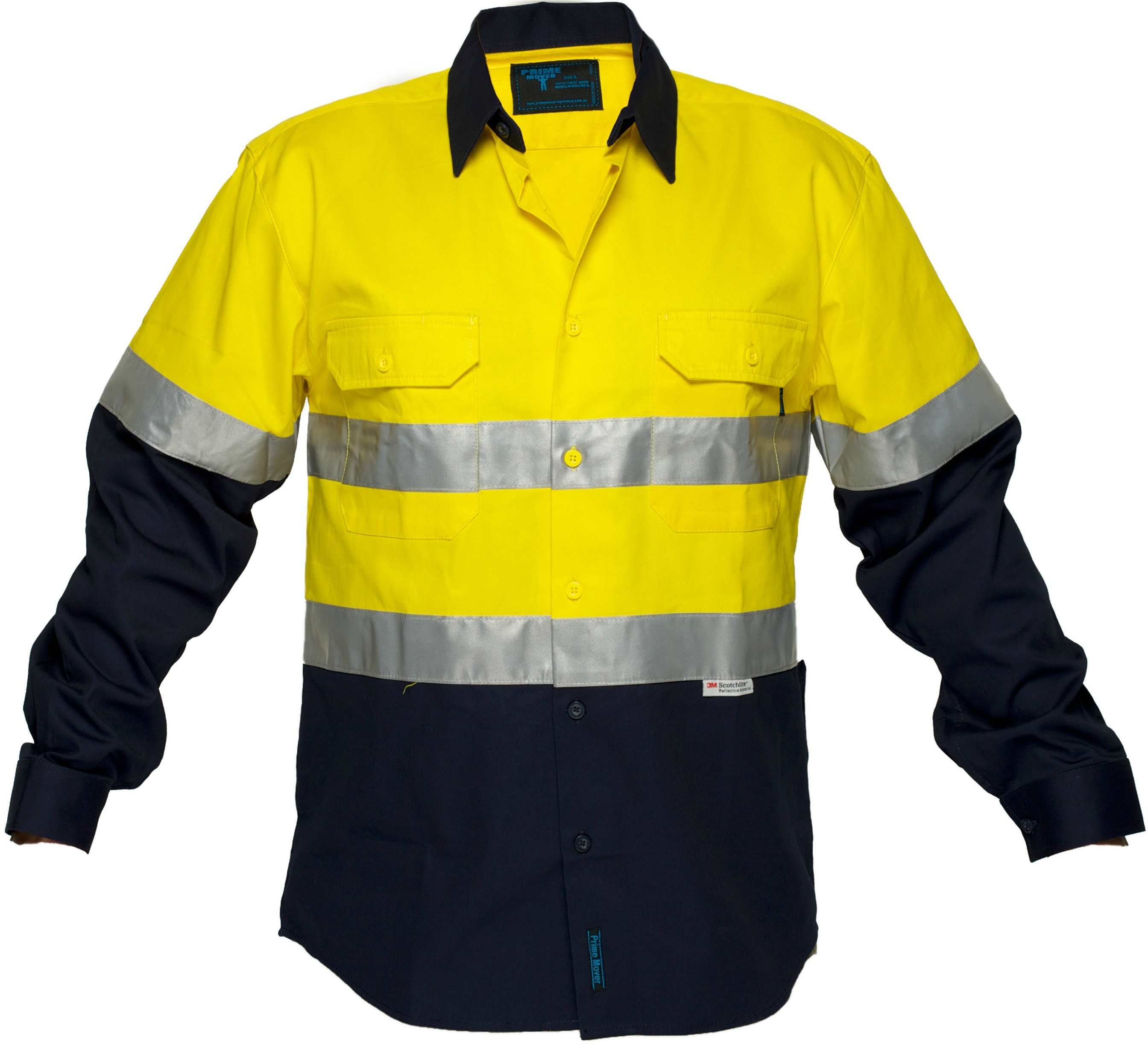 Fire Retardant Cotton Drill Shirt