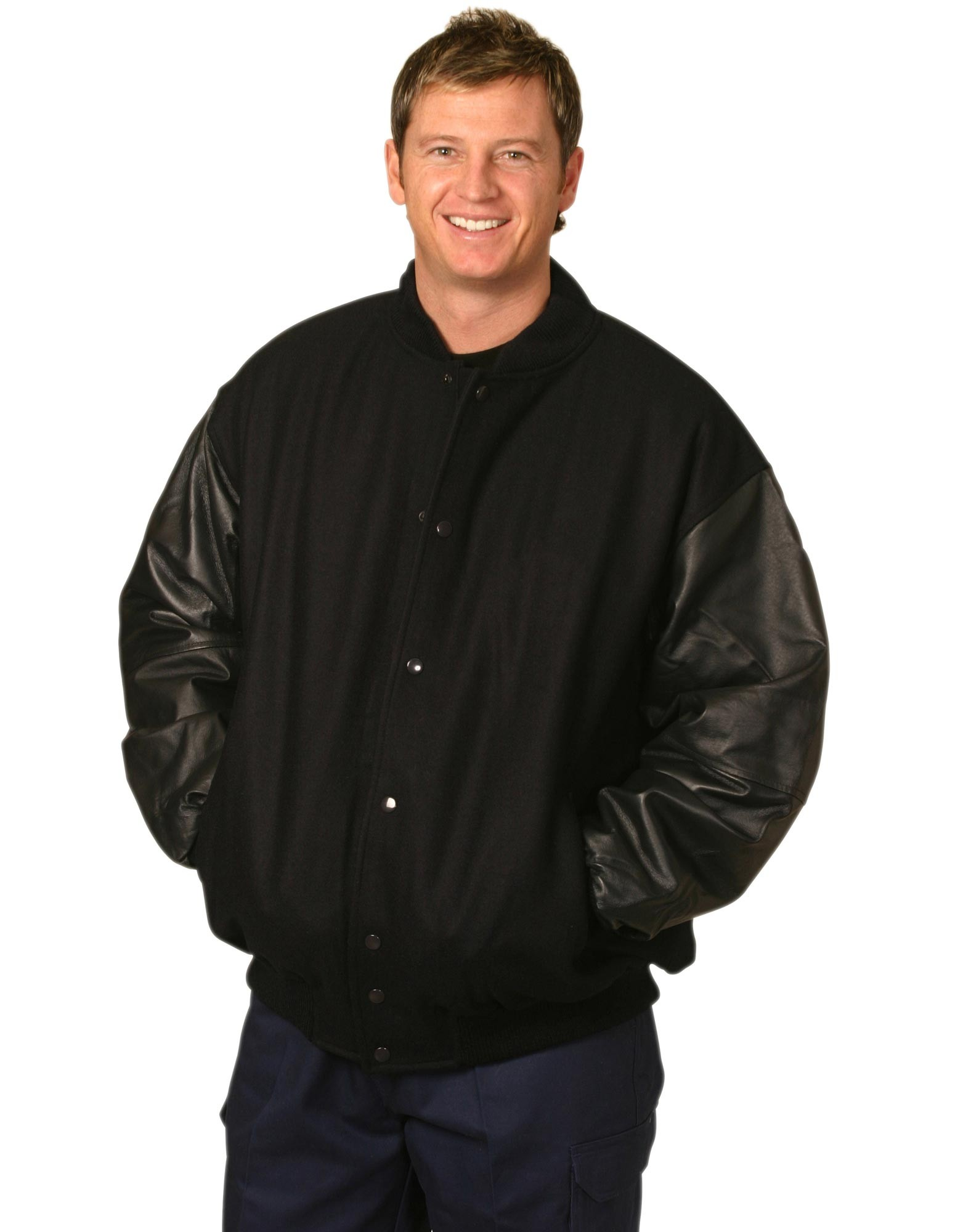 Bomber Leather