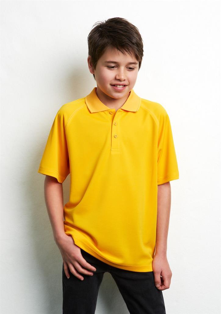 Kids Sprint Polo