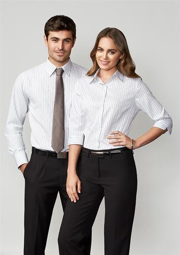 Ladies Windsor 3/4 Sleeve Shirt