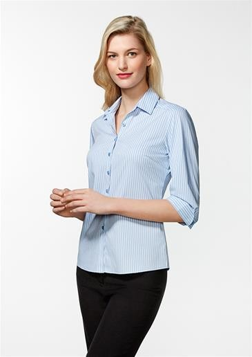 Ladies Zurich 3/4 Sleeve Shirt
