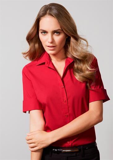 Ladies Verve Short Sleeve Shirt