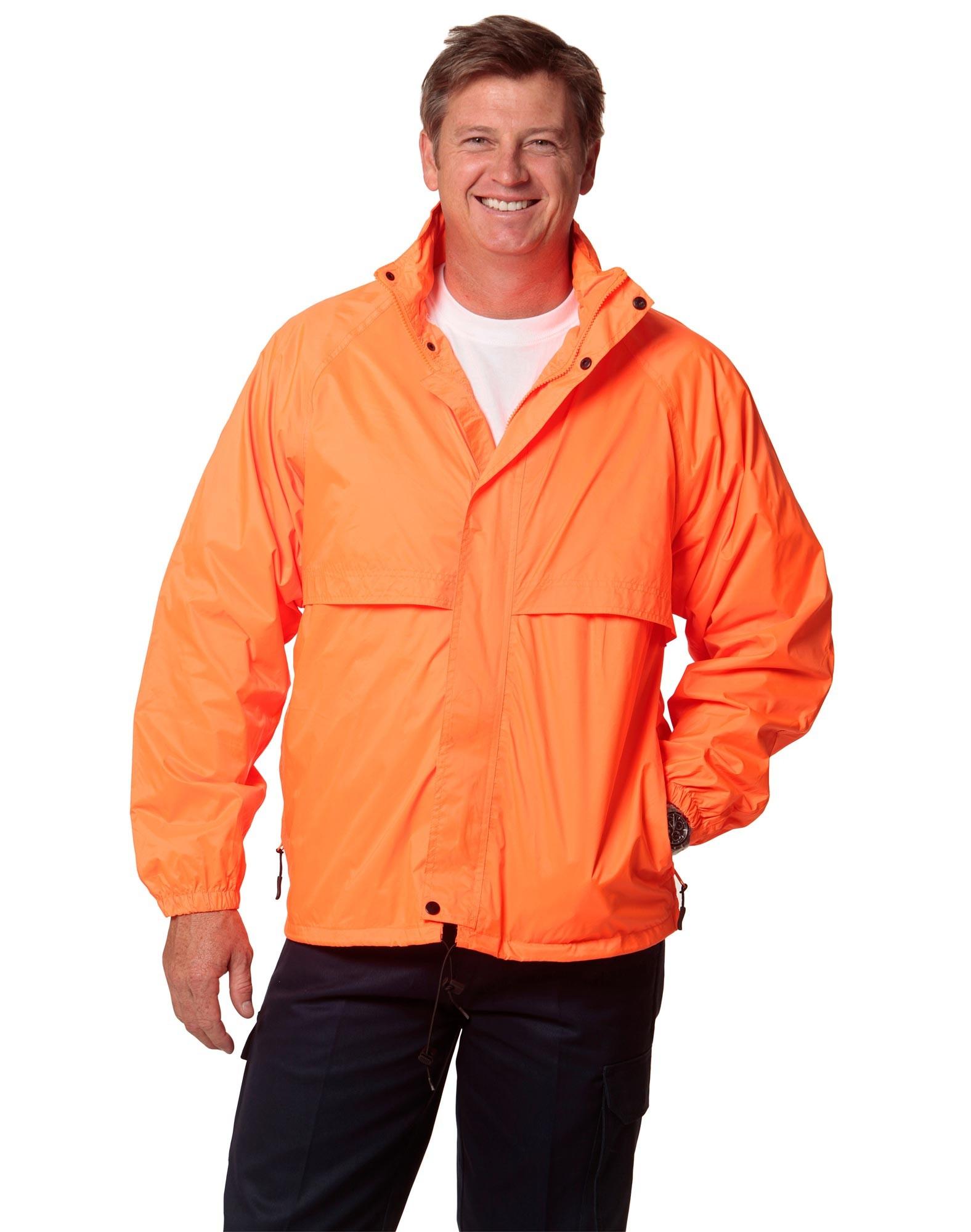 Men's High Visibility Spray Jacket