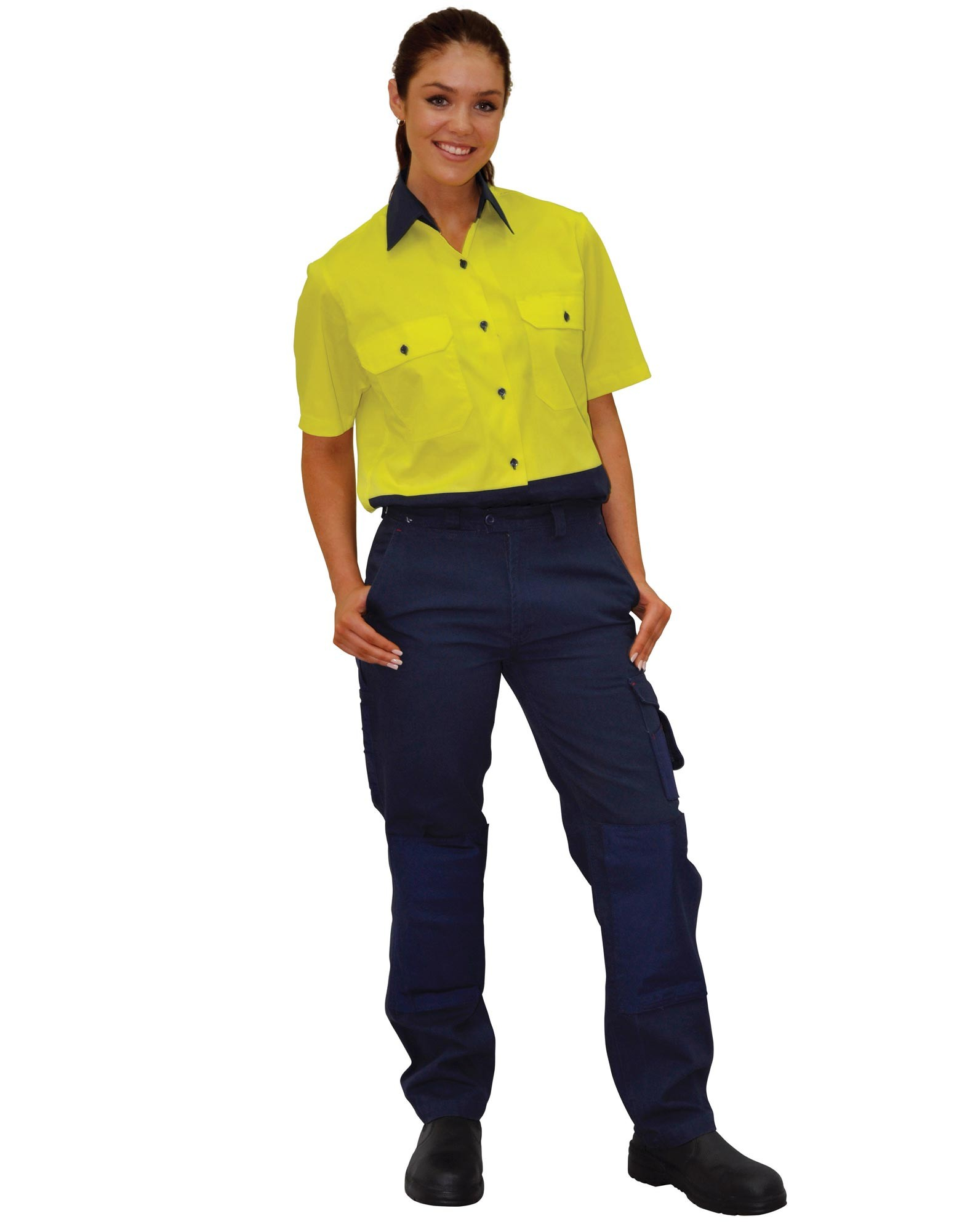 LADIES' DURABLE WORK PANTS