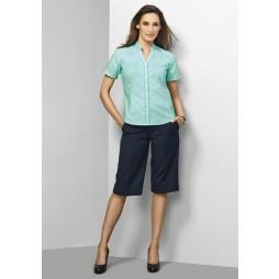 Ladies Adjustable Waist Short