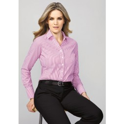 Vermont Ladies Long Sleeve Shirt