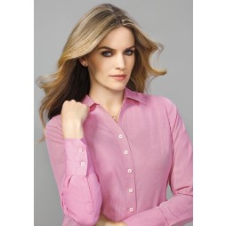 Hudson Ladies Long Sleeve Shirt