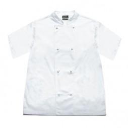 Short Sleeve Unisex Chefs Jacket