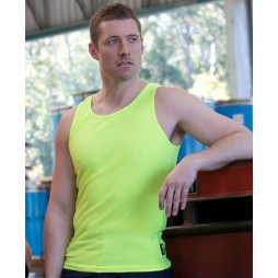 Hi Vis Training Singlet