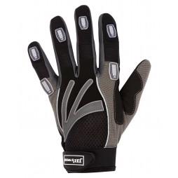 Black/grey Mechanics Glove