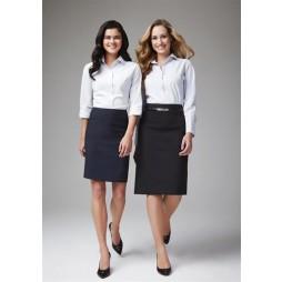 Ladies Classic Below Knee Skirt