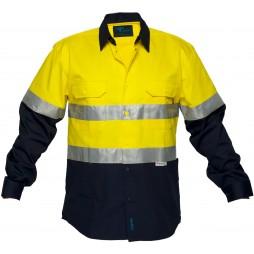 Fire Retardant Cotton Drill Shirt