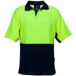 Food Industry Cotton Backed Polo