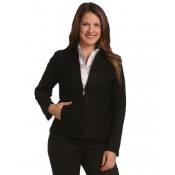 Women's Wool Blend Corporate Jacket