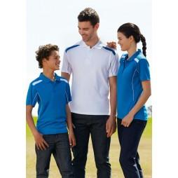 Kids United Short Sleeve Polo