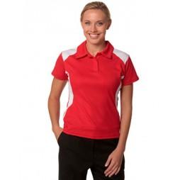 Contrast Short Sleeve Polo