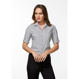 Ladies Zurich Short Sleeve Shirt
