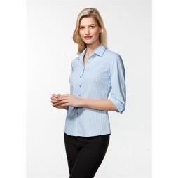 Ladies Zurich 3/4 Sleeve Shirt