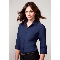 Ladies Verve 3/4 Sleeve Shirt