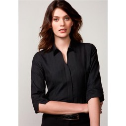 Ladies Preston 3/4 Sleeve Shirt