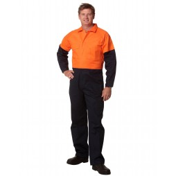 Men's Two Tone Coverall