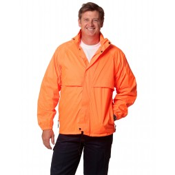 Men's High Visibility Spray Jacket