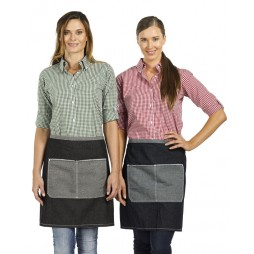 Vintage Denim Half Apron - 2 Colours