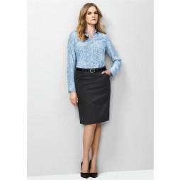 Ladies Multi Pleat Skirt