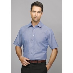 Hudson Mens Short Sleeve Shirt