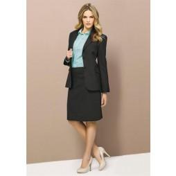 Longline Comfort Wool Jacket