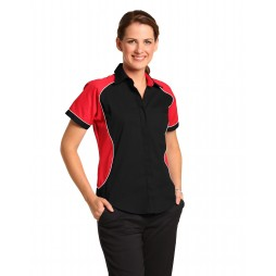 Women's Arena Tri-colour Contrast Shirt