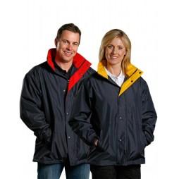 Unisex Stadium Contrast Jacket