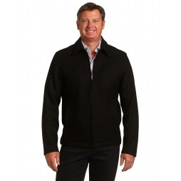 Mens Wool Blend Corporate Jacket