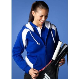 PANORAMA ZIP LADIES HOODIES