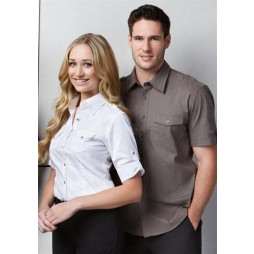 Mens Brooklyn Short Sleeve Shirt